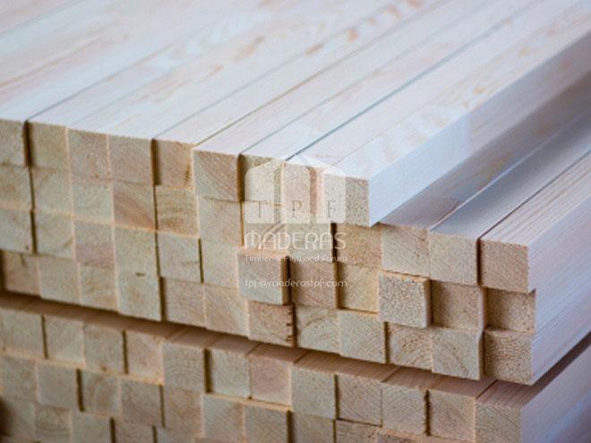 Maderas tpf maderas de construcci n - Liston de madera ...
