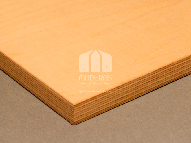 Tableros plywood